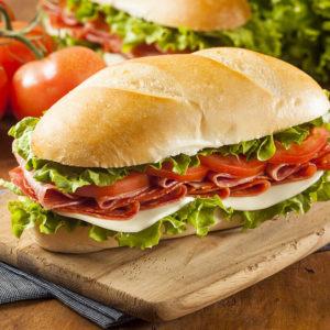 Ham, capicola & Genoa