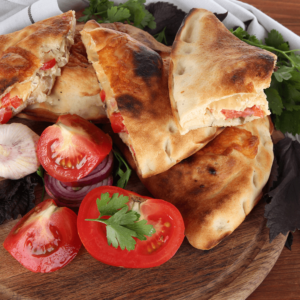 Amano's Special Calzone